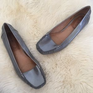 Corso Como patent leather flats loafer moccasin 8